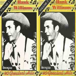 Hank Williams - Hank Williams - 40 Greatest Hits download free