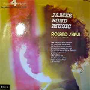 Roland Shaw Et Son Orchestre - James Bond Music download free