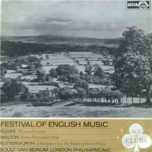 Various - Festival Of English Music download free